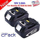 HOT 2PCS 18V 30Ah LITHIUM ION BATTERY LXT FOR MAKITA BL1830 US LATEST PACK