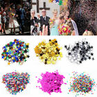 15g Stars Love Heart Sparkle Table Confetti Birthday Party Wedding Decoration
