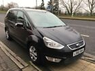 LARGER PHOTOS: FORD GALAXY ZETEC TDCI AUTO