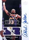 2009-10 Exquisite Number Pieces Auto Dual Patch Kareem Abdul-Jabbar (5 33) 3 Col