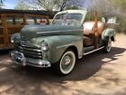 1947 Ford G80 1947 FORD WOODY RESTORED CHASSIS