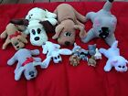 13 VINTAGE TONKA POUND PUPPIES PURRIES LOT DIFFERENT SIZES