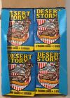 1991 TOPPS SERIES 1 DESERT STORM COALITION FOR PEACE WAX BOX 36 UNOPENED PACKS