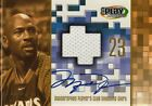 Upper Deck 2002 Playmakers Auto Autograph jersey Michael Jordan patch (3 25