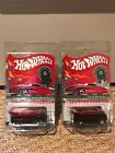 Hot Wheels 2007 Employee Holiday Car Customized VW Drag Truck gold silver