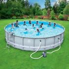 Intex 22 x 52 Ultra Frame Swimming Pool New in boxes