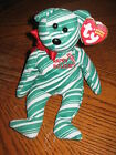 TY Beanie Babies Holiday Teddy 2007
