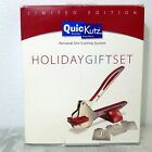 QuicKutz Limited Edition Holiday Gift Set Die Cut Lot + Eliza Mini