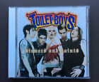 TOILET BOYS Sinners And Saints CD Like NEW Condition 1999 Glam Punk Rock 6 Track