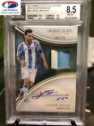 2017 IMMACULATE SOCCER LIONEL MESSI PATCH AUTO 04 20 BGS 8.5 AUTO 10 [GF]