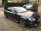 LARGER PHOTOS: AUDI A4 1.8 TFSI S LINE BLACK EDITION 2014 64