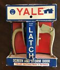 Vintage Yale Latch In Gold Finish Mint MW4 1011 Camper Cabin Cool Screen Door