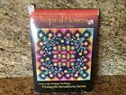 Judy Niemeyers Tropical Flowers Foundation Paper Piecing Pattern 90X90