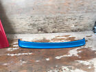 1989 1990 1991 GEO Metro rear bumper upper valance match only