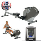 ATS Air Rower 1399 Wind Resistance Rowing Machine w Multi function Monitor NEW