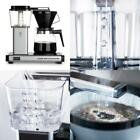 Moccamaster 10 Cup Coffee Maker Brewer Machine With Glass Carafe Matte Silver