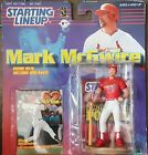 NEW MARK MCGWIRE 1999 BASEBALL HOME RUN RECORD BREAKER STARTING LINEUP FIGURE