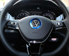 Steering Wheel Ring Center Emblem Cover Trim For Vw Polo Passat Golf 6 7 Jetta