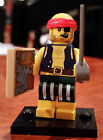 LEGO Collectible MiniFigure: Series 16: Scallywag Pirate, New in Pack!!