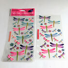 Stickopotamus Dragonflies Flowers Binder Stickers Photo Safe SPOP09