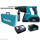 Makita BHR261 36v LXT Lithium-ion SDS Plus Rotary Hammer BHR261RDE