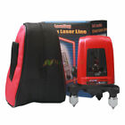 Hot -NA01 360° Self-leveling Cross Laser Level 2 Line 1 Point + Pouch