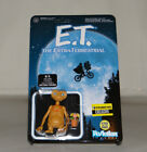 Funko ReAction ET ET Glow in the Dark 375 Action Figure UNPUNCHED CARD