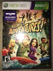 Xbox 360 Kinect Adventures Game Never Used. Still In Wrapping