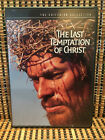 The Last Temptation of Christ DVD 2000Criterion Collection 70+BookletOOP