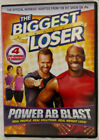 The Biggest Loser The Workout Power Ab Blast DVD 2012 Near Mint