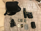Nikon D200 with 18 20mm Lens and Accessories