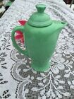 FIESTA NEW SEAMIST pastel green COFFEE SERVER 36 oz. Fiestaware