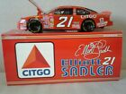RCCA 1:24 diecast Elliott Sadler #21 1999 Ford Citgo Rookie car with stripe