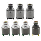7pcs OEM Authentic 5HP19 5-SPEED Auto Trans Solenoid for AUDI BMW Prosche Cayman
