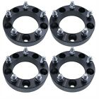 4 15 5x55 Wheel Spacers 1 2 Studs for Dodge Ram 1500 Ramcharger Trucks