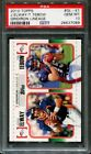 2010 TOPPS GRIDIRON LINEAGE #GL-ET JOHN ELWAY-TIM TEBOW RC PSA 10 F2542357-089