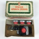 Vintage Singer Automatic ZigZagger Attachment with 4 Stitch Patterns