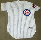 2001 Eric Hinske Chicago Cubs Spring Training Game Used Worn Jersey Photo Match