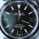 Rolex 39mm Mens Explorer 214270 New Model 2017 Oyster Stainless Steel Watch