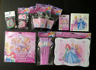 NIP DISNEY PRINCESS BIRTHDAY PARTY for 12 PLACEMATS NAPKINS SNACK PAILS ETC