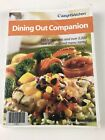 Weight Watchers Dining Out Companion 2005 Core + Points Foods 111 Restaurants