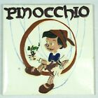 Vintage Pinocchio Hand Made And Painted Designer Tile