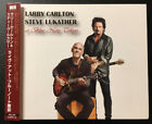 LARRY CARLTON, STEVE LUKATHER At Blue Note Tokyo KKJ- JAPAN CD 335-1604 2016 NEW
