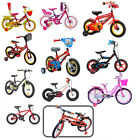 Adjustable Kids Luxurious Bike Bicycle For Boys  Girls Sizes 12 16 20