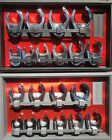 New Craftsman Crowfoot Flareline Wrench Sets 10 Sae 10 Mm Or 20 Inchmetric
