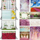 Multi Type 5x7ft Vintage Photography Backdrops Glitter Heart Wood 3x5 Background