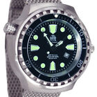Tauchmeister diver watch  automatic Sapphire Milanaise T0253MIL