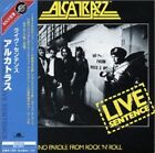 �CD】 ALCATRAZZ / LIVE SENTENCE - NO PAROLE FROM ROCK 'N' ROLL =JAPAN w/OBI=