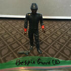 Bespin Security Guard black From ESB Star Wars Action Figure with Accessory