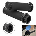 Black Handle Bar Hand grips Fit for Harley Davidson Touring Sportster XL883 Dyna